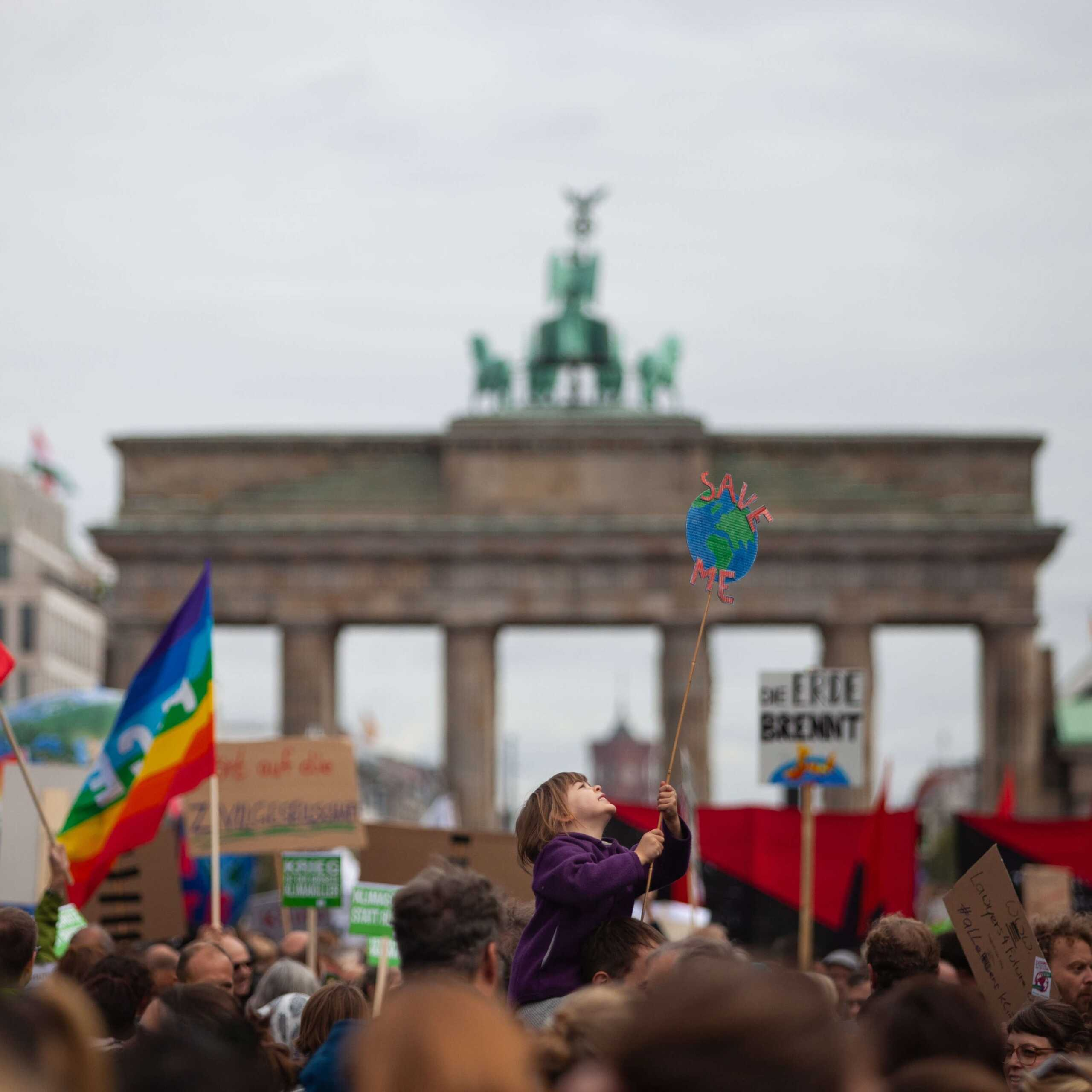 Berlin Climate Strike, September 2019